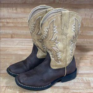 Boys Roper Boots